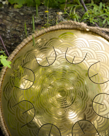 Golden MINI Overtone Dandelion