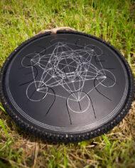 black guda gubarev drum mini overtone plus Metatron 08
