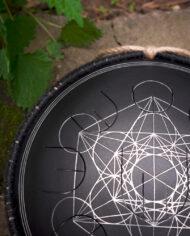 black guda gubarev drum mini overtone plus Metatron